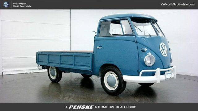 Pre-Owned 1961 Volkswagen Transporter 2dr pickup
