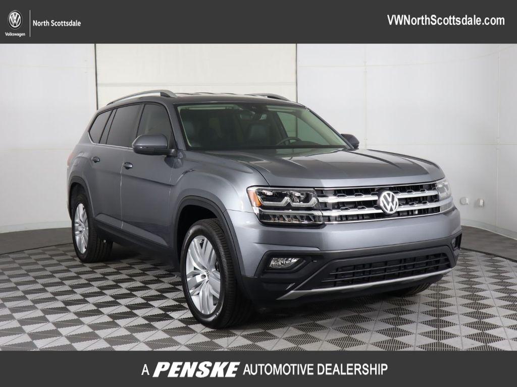 New 2019 Volkswagen Atlas 2.0T SE w/Technology FWD