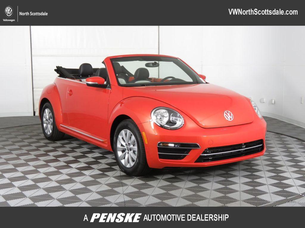 New 2019 Volkswagen Beetle Convertible S Automatic
