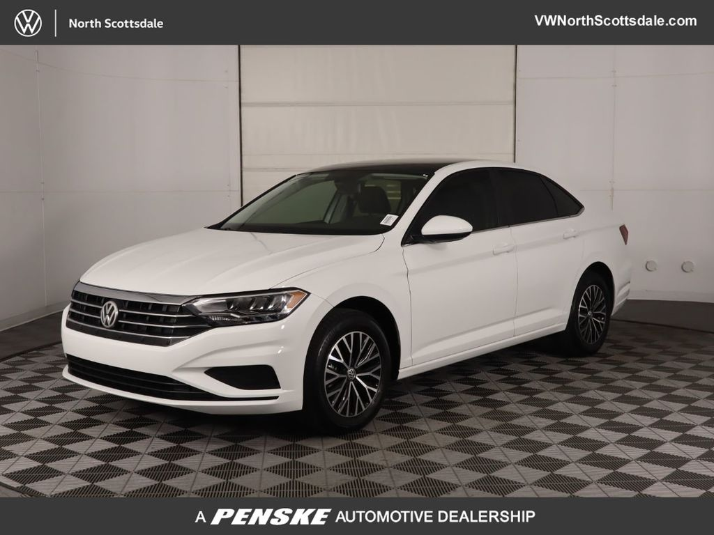 New 2020 Volkswagen Jetta SE Automatic w/ULEV