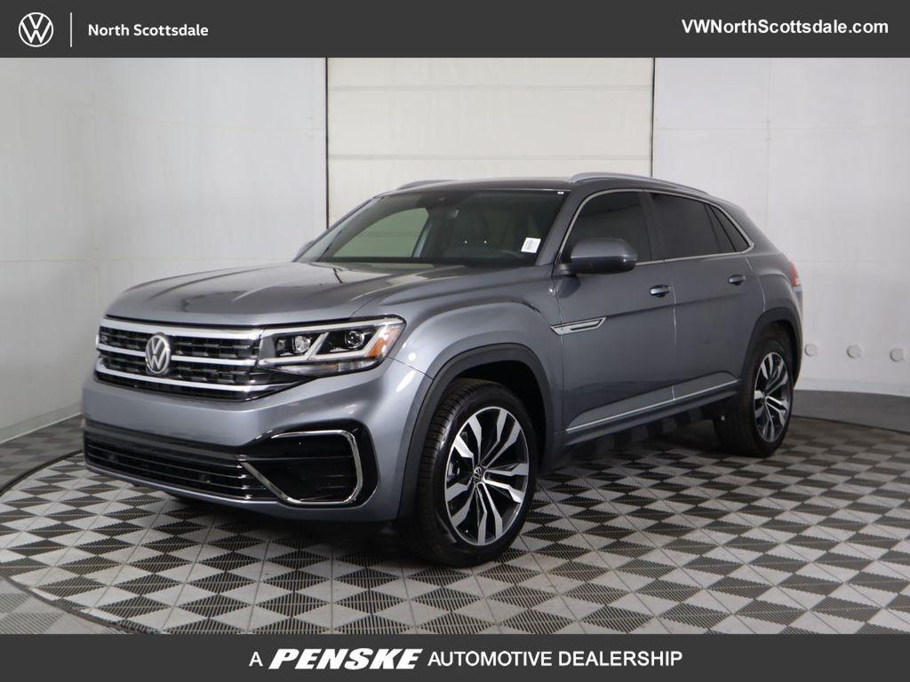 New 2020 Volkswagen Atlas Cross Sport 3.6L V6 SEL R-Line 4MOTION