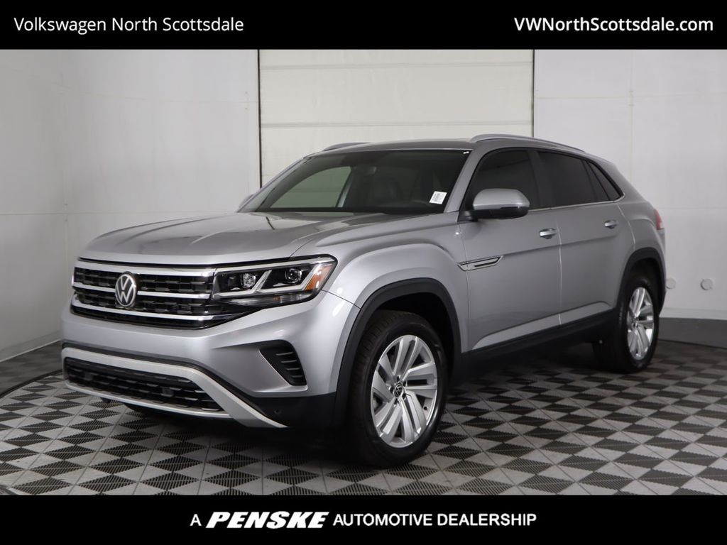 New 2020 Volkswagen Atlas Cross Sport 2 0t Se W Technology 4motion Suv In Phoenix W16099 Volkswagen North Scottsdale