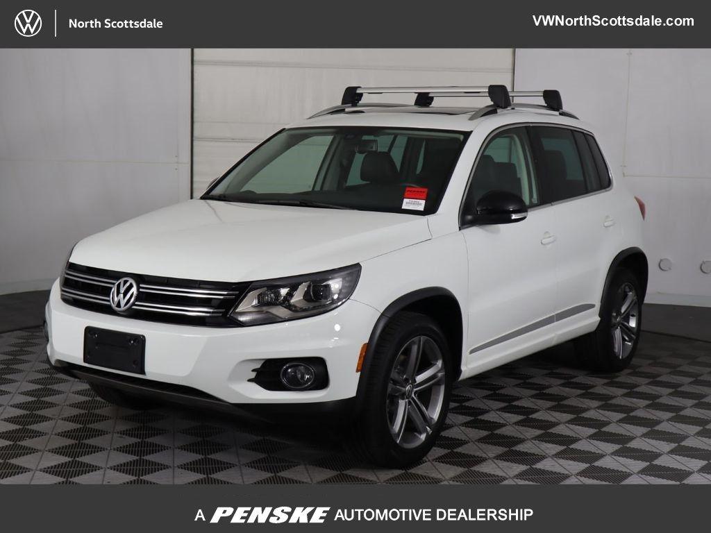Pre Owned 2017 Volkswagen Tiguan Sport Suv In Phoenix Zwp0302 Volkswagen North Scottsdale