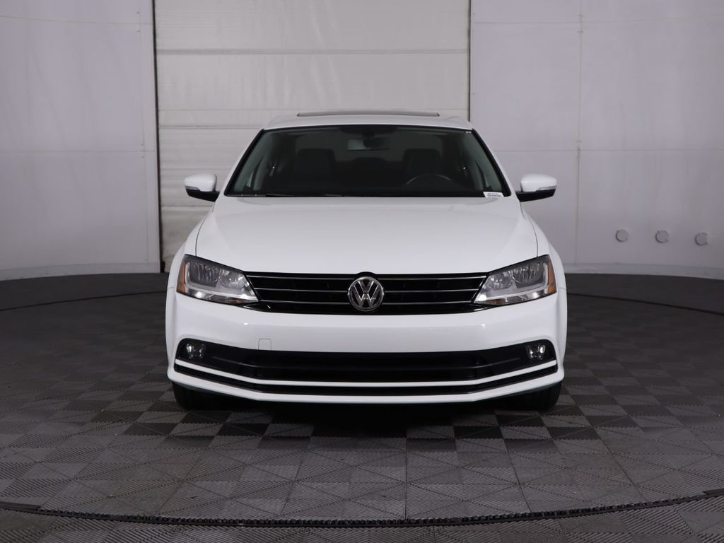 Certified Pre-Owned 2017 Volkswagen Jetta 1.8T SEL Automatic