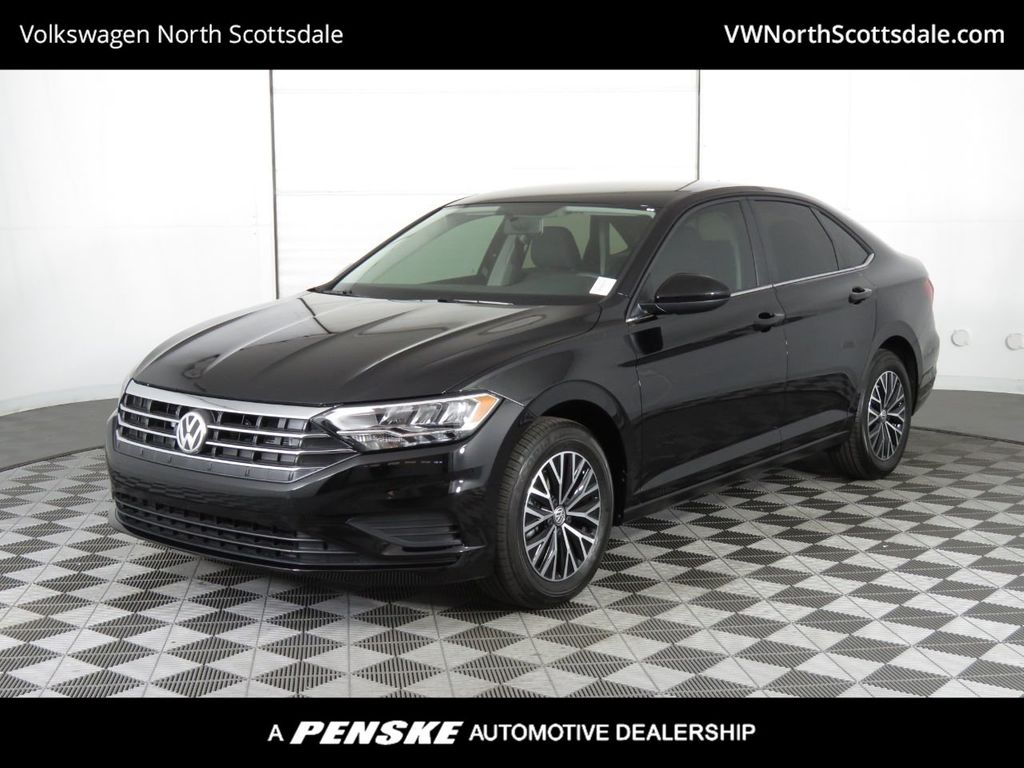 2021 Volkswagen Jetta S Automatic