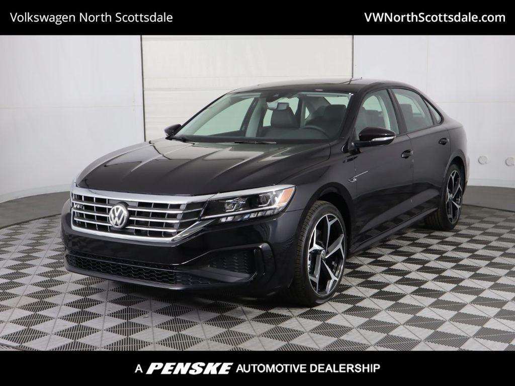 New 2020 Volkswagen Passat 2.0T R-Line Automatic