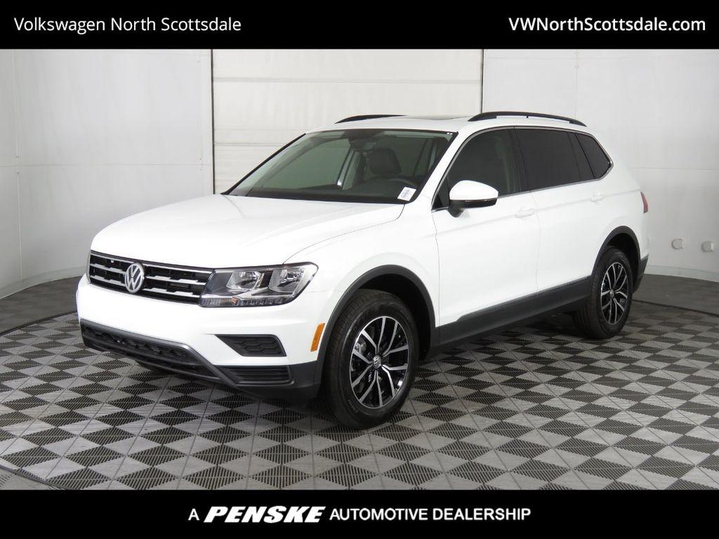 New 2021 Volkswagen Tiguan 2.0T SE FWD