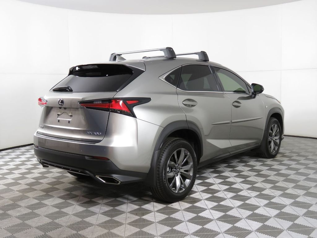 New 2020 Lexus NX NX 300 F SPORT FWD
