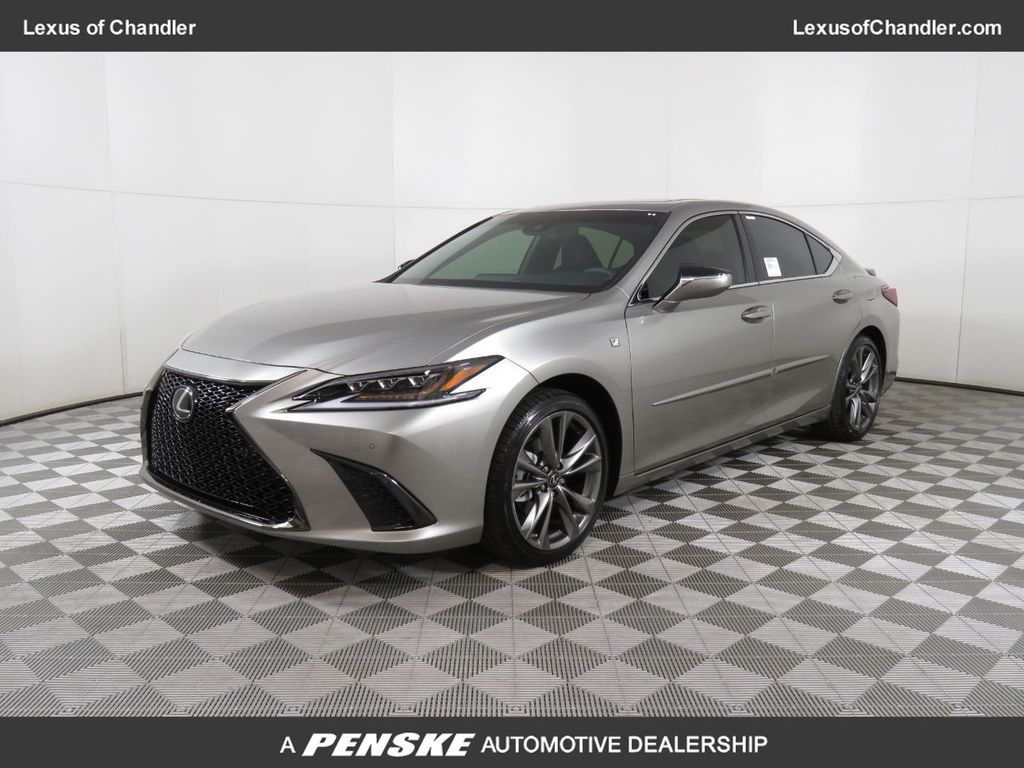 New 2020 Lexus Es Es 350 F Sport Fwd Sedan At Lexus Of Chandler C011894 Penske Sale