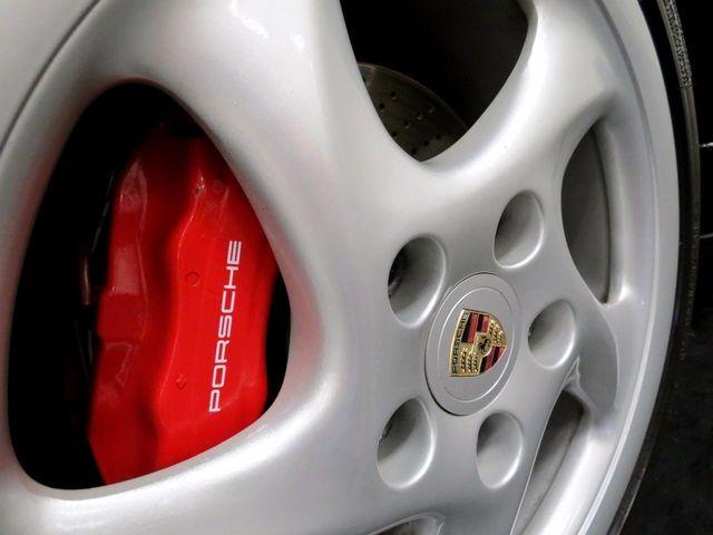 1996 Porsche 993 TURBO 3.6 For Sale