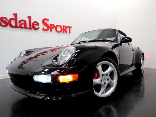 1996 Porsche 993 TURBO For Sale