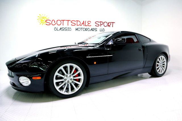 2003 Aston Martin VANQUISH 2 Plus 2 For Sale