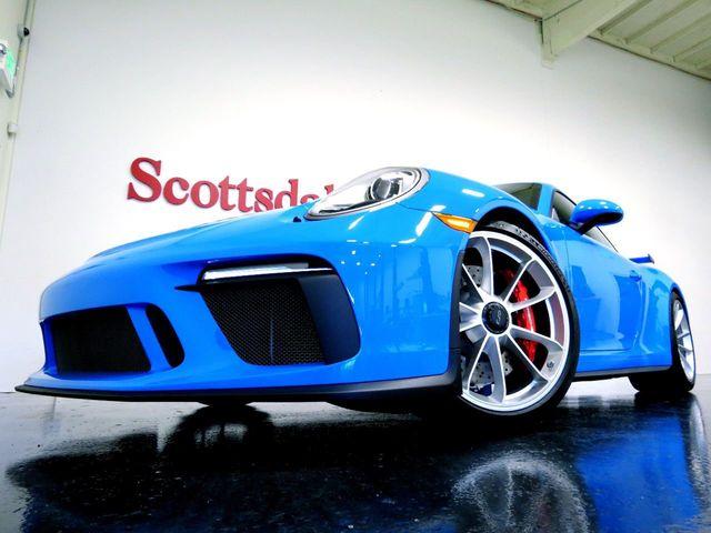 2018 Porsche 911 GT3 MANUAL For Sale