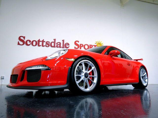 2016 Porsche 911 GT3 For Sale