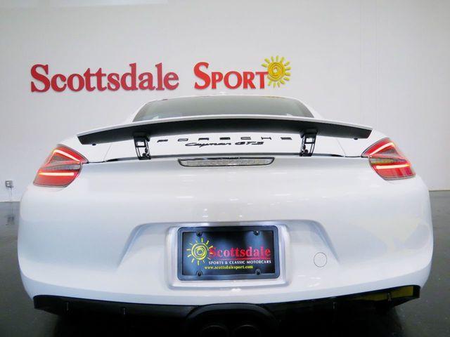 2016 Porsche CAYMAN GTS For Sale