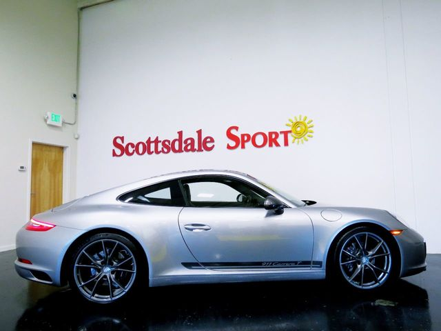 2018 Porsche 911 CARRERA T-Manual For Sale