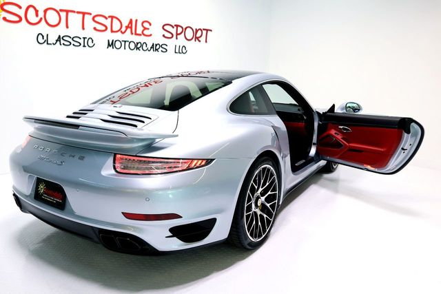 2014 Porsche 911 TURBO S For Sale