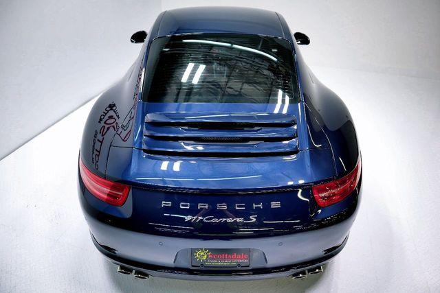 2016 Porsche 911 CARRERA S CPE For Sale
