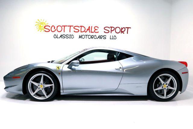 2010 Ferrari 458 ITALIA For Sale