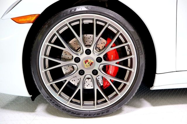 2017 Porsche 911 CARRERA 4S CAB. For Sale