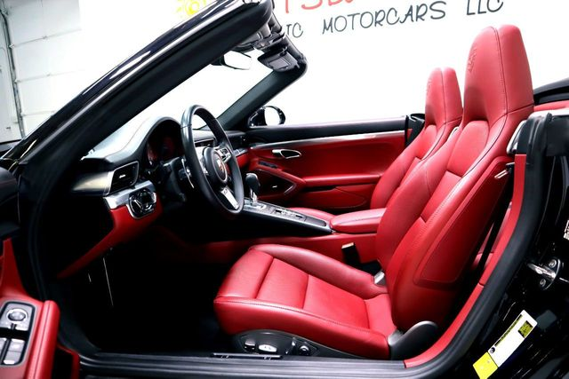 2017 Porsche 911 CARRERA S CAB. For Sale