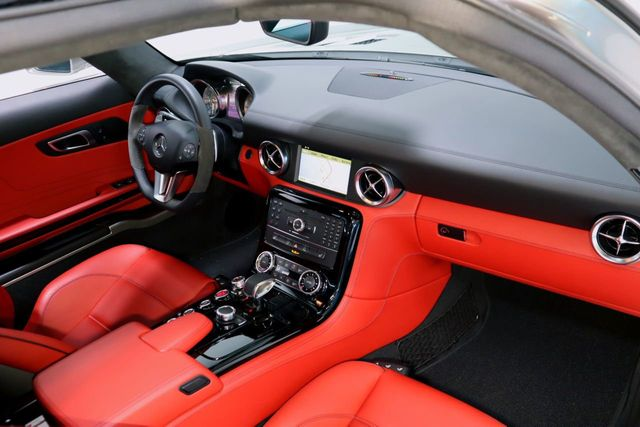 2012 Mercedes-Benz SLS AMG Gullwing For Sale