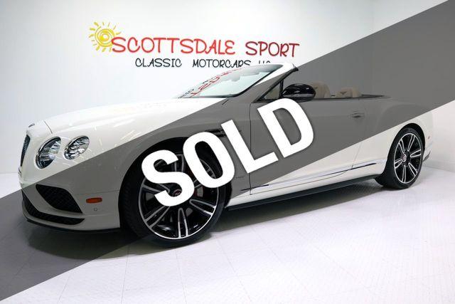 2016 Bentley GTC V8-S MULLINER For Sale