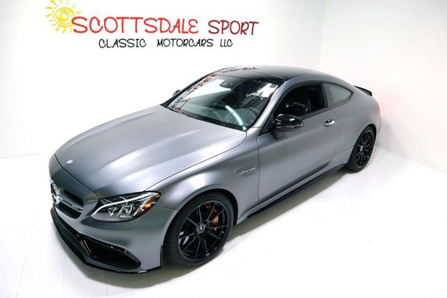 2017 Mercedes-Benz C63 S COUPE For Sale