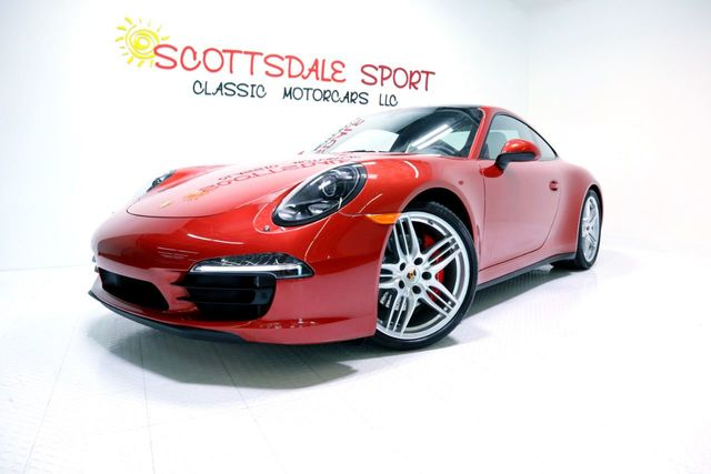 2014 Porsche 911 4S COUPE w/ X51 For Sale