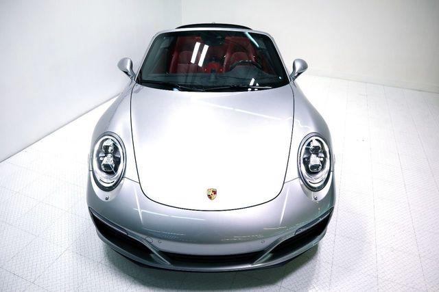 2017 Porsche 911 CARRERA 4S CAB For Sale