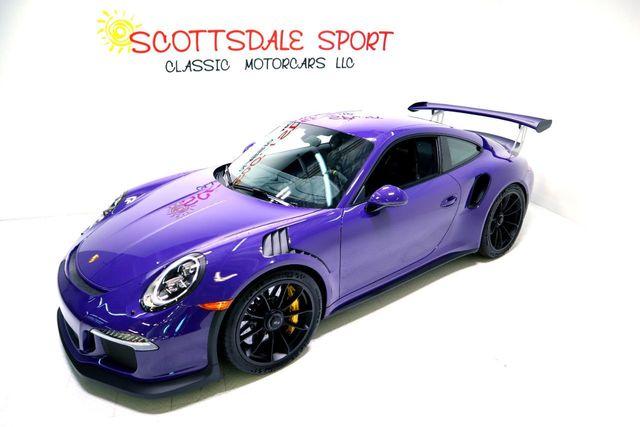 2016 Porsche 911 GT3 RS For Sale
