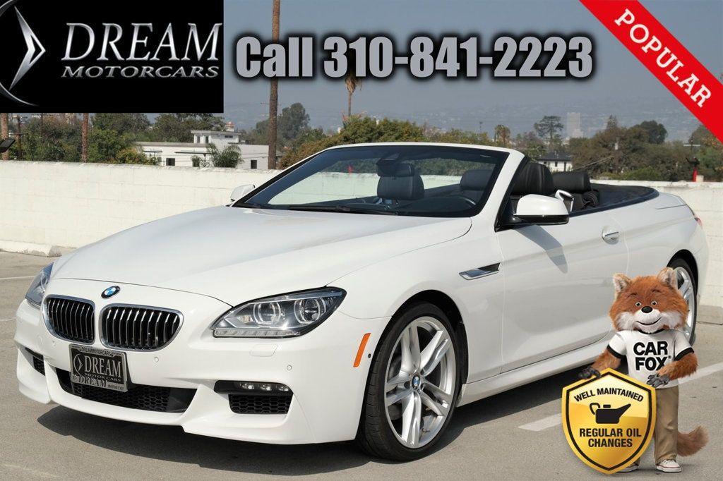 2015 BMW 6 Series 640i - 17547132