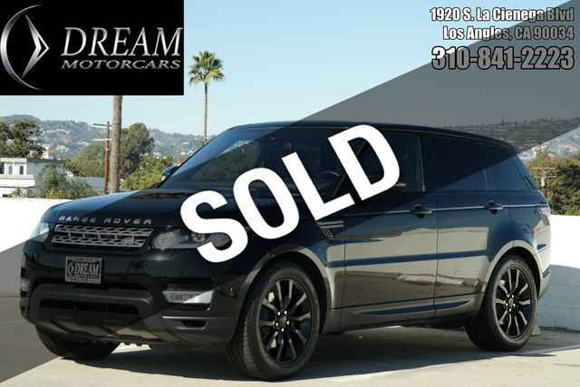 2016 Land Rover Range Rover Sport >> 2016 Used Land Rover Range Rover Sport 4wd 4dr V6 Hse At Dream Motor Cars Serving Los Angeles Santa Monica Ca Iid 19429289