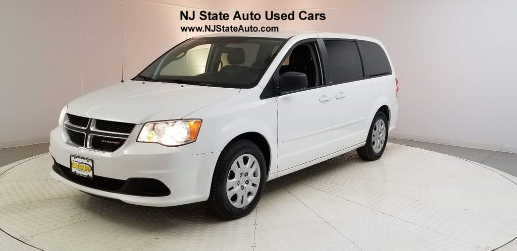 2014 Dodge Grand Caravan 4dr Wagon SE - 18070935