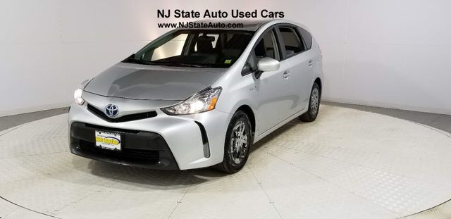 Used Prius V >> 2015 Used Toyota Prius V 5dr Wagon Five At New Jersey State Auto