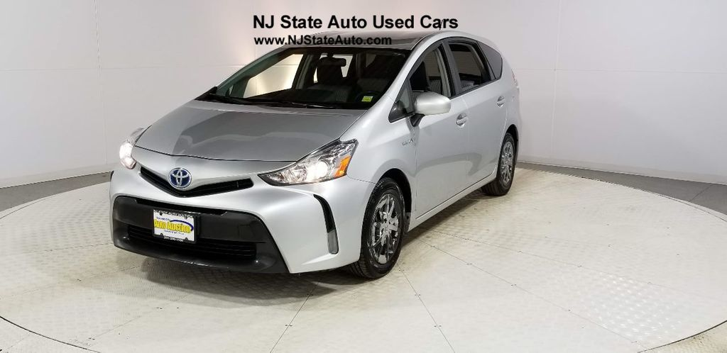 2015 Toyota Prius v 5dr Wagon Five - 18496756