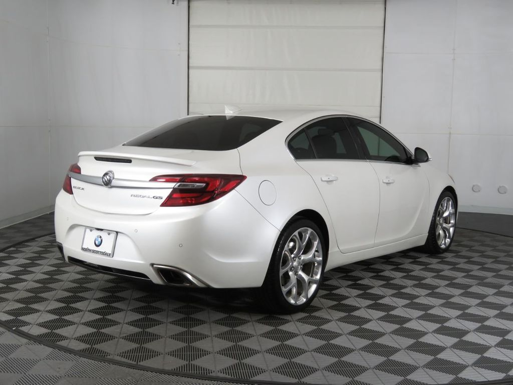 Pre-Owned 2016 Buick Regal 4dr Sedan GS FWD