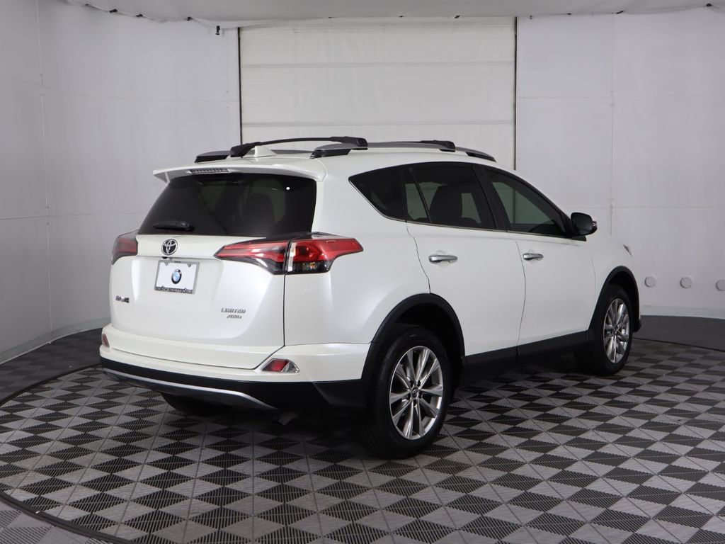 Pre-Owned 2017 Toyota RAV4 Limited AWD