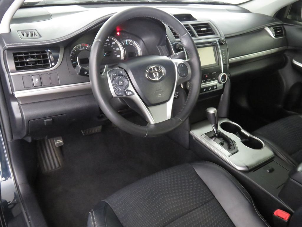 Pre-Owned 2012 Toyota Camry 4dr Sedan I4 Automatic SE