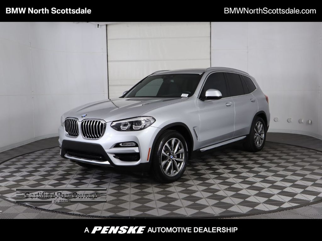 Certified Pre Owned 2019 Bmw X3 Sdrive30i Sports Activity Vehicle Sport Utility In Phoenix Bt1332a Penske Automall