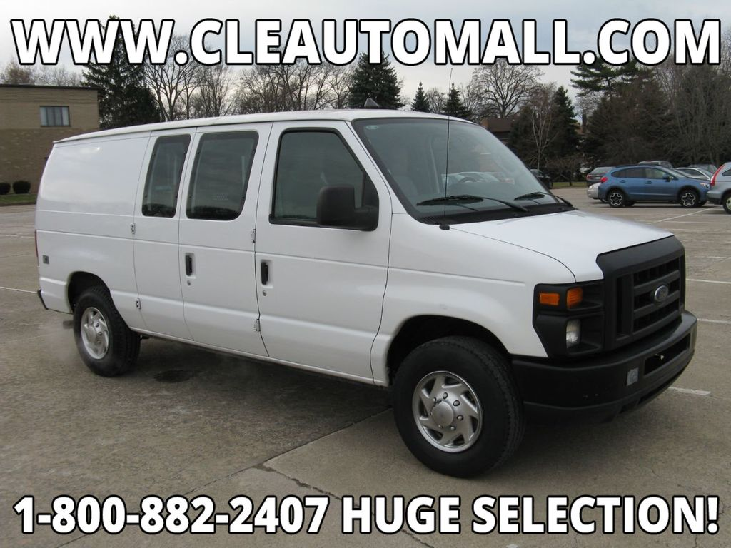 Dealer Video - 2010 Ford E-250 SOUTHERN RUST FREE NATURAL GAS CARGO LOW MILES FAST APPROVAL! - 18387016