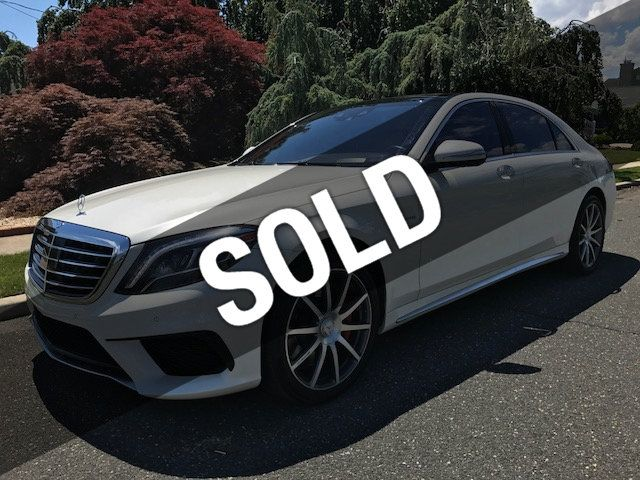 2015 Mercedes-Benz S 63 AMG 4 MATIC AWD BALANCE OF FACTORY WARRANTED TRANSFERRABLE - 16584658