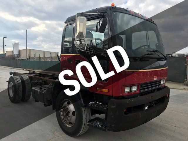 2007 GMC T-7500 CAB OVER DIESEL EXTENDED CAB CAB - CHASSIS - 17449787
