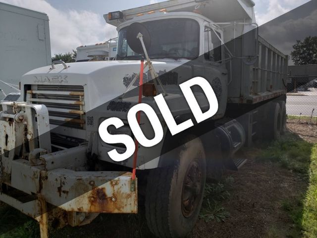 2001 Used Mack RD 688 Dump Truck *** Certified Low Miles *** at MORE THAN  TRUCKS Serving Massapequa, NY, IID 17740361