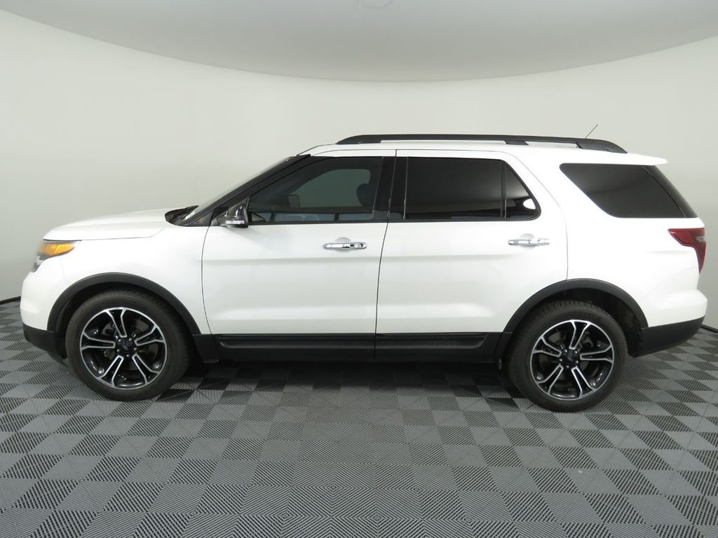 Pre-Owned 2013 Ford Explorer 4WD 4dr Sport