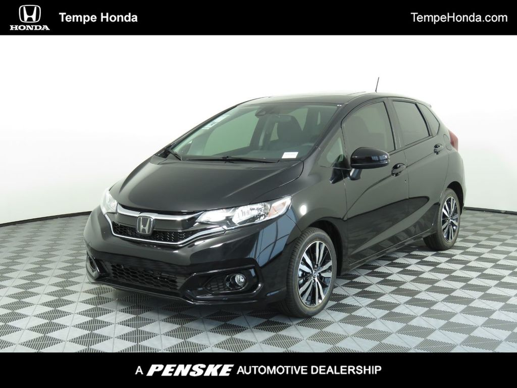New 2020 Honda Fit EX CVT Front Wheel Drive Hatchback