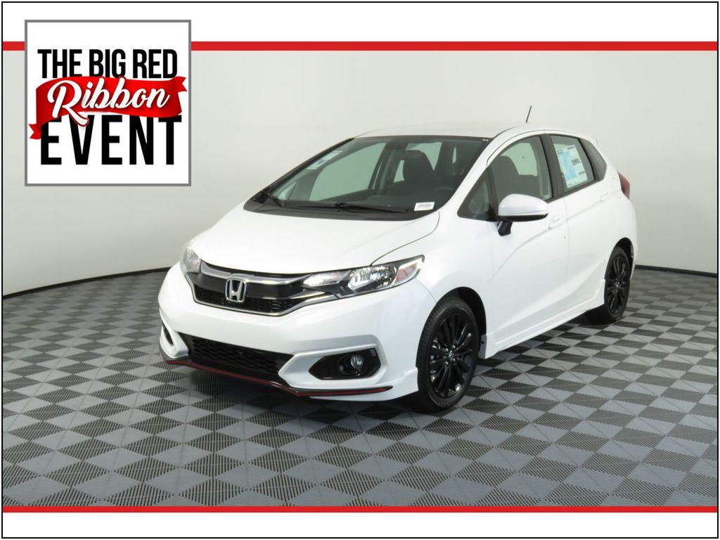 New 2020 Honda Fit Sport CVT