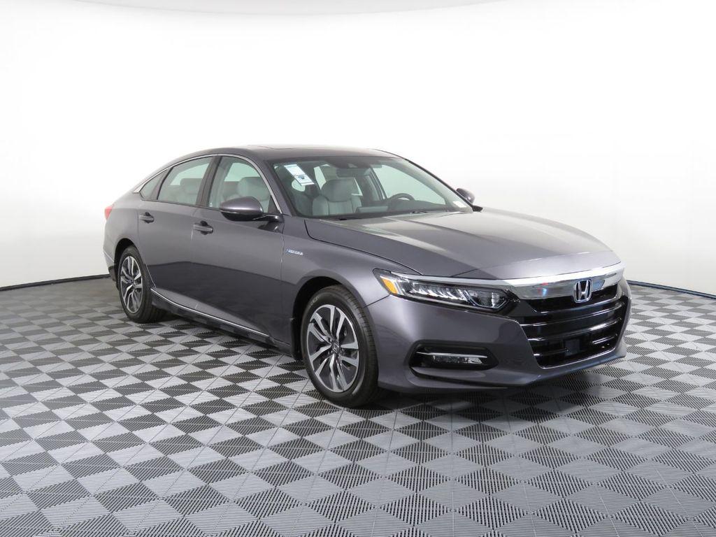 New 2020 Honda Accord Hybrid EX-L Sedan