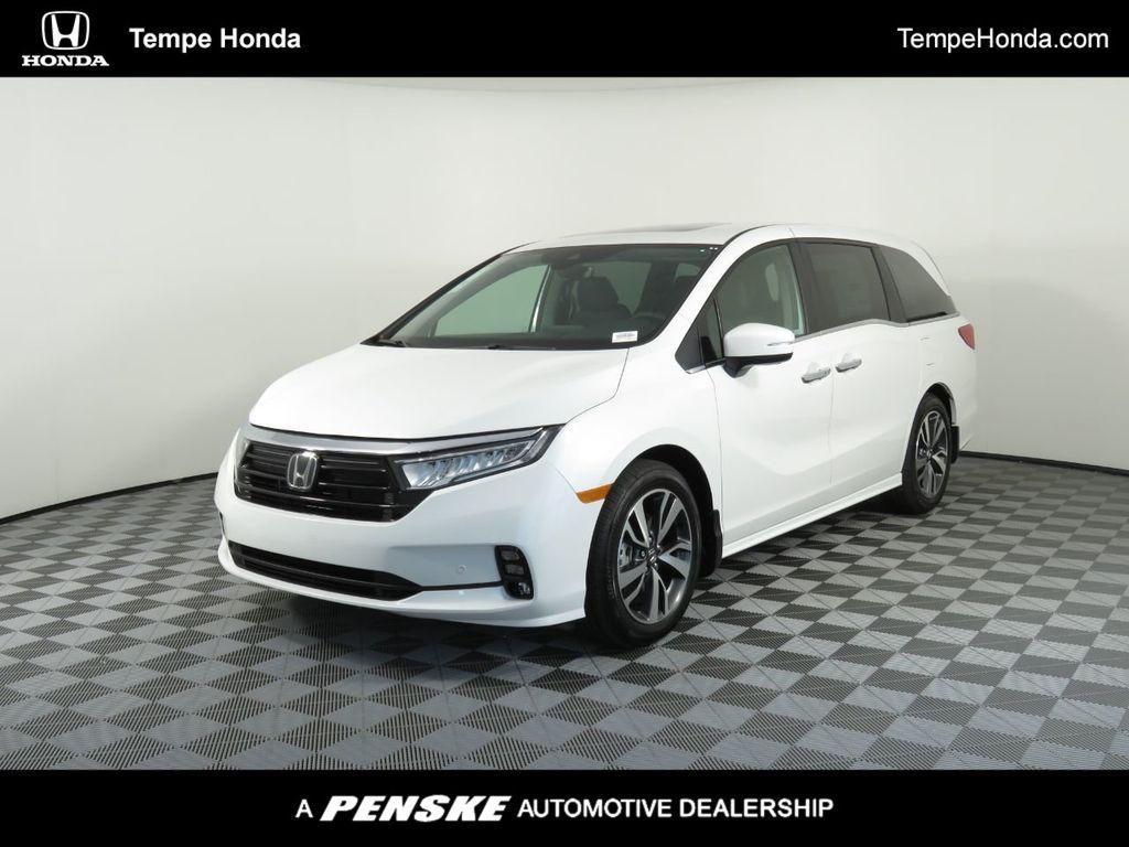 2021 Honda Odyssey Touring Auto