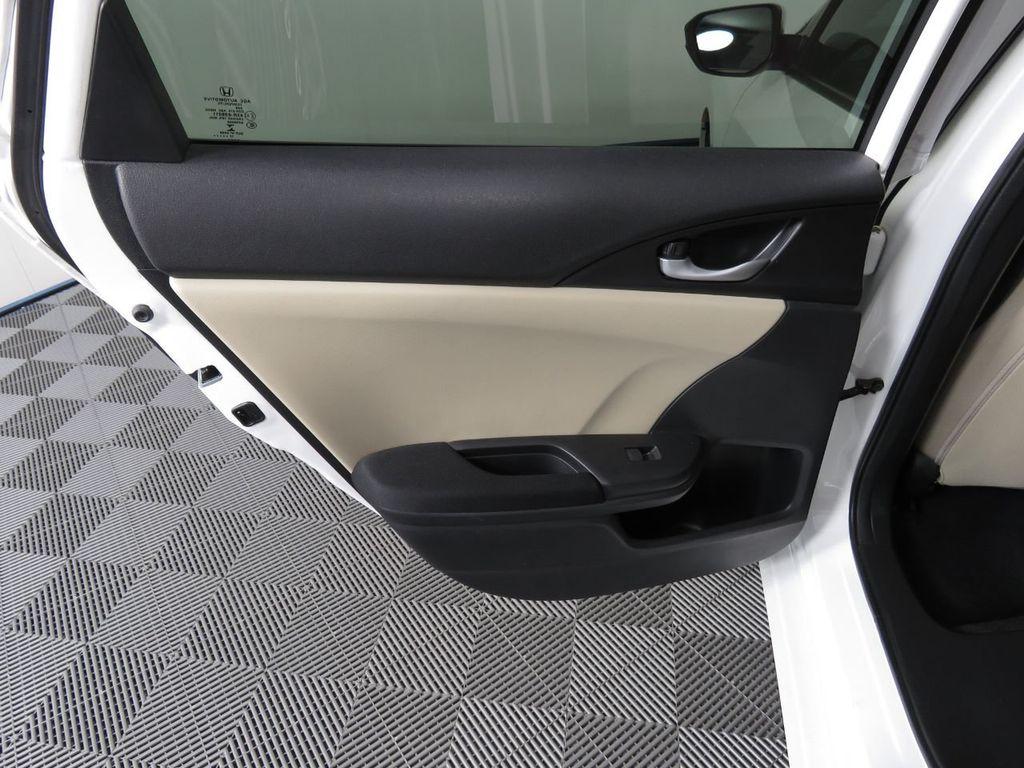 Certified Pre-Owned 2017 Honda Civic Sedan EX CVT